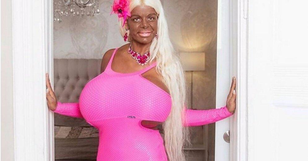 Немка с огромной грудью, прямая порно веб трансляция