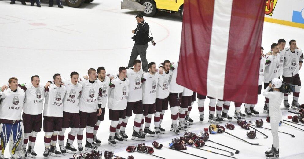 Рига претендует на проведение ЧМ по хоккею