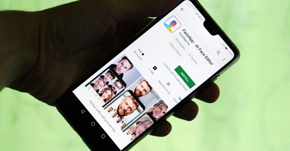 Сенатор из США заподозрил российский сервис FaceApp в слежке за американцами