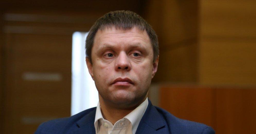 Ушаков до сих пор не обжаловал решение Пуце о своем отстранении от должности