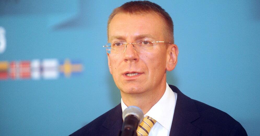 Андрейс Пилдеговичс в Киеве подтверждает твердую поддержку Латвии суверенитету, территориальной целостности и процессу реформ в Украине