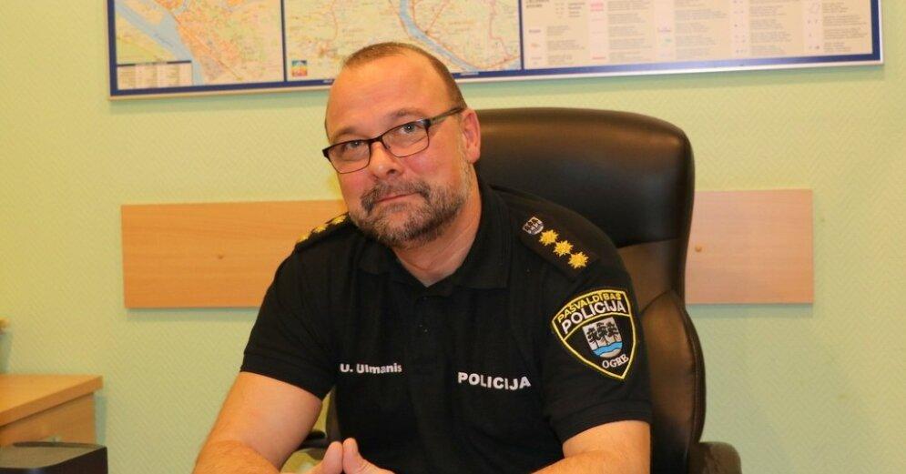 За грубое нарушение ограничений от должности отстранены глава Огрской полиции и его зам