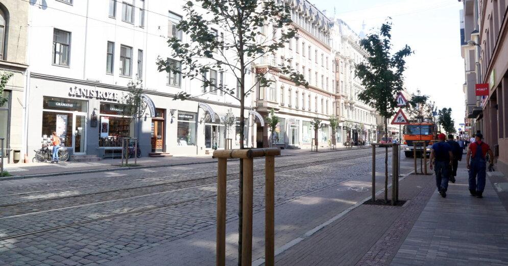 Есть три сценария, как ограничить движение на улице Кр.БаронаВы за какой?