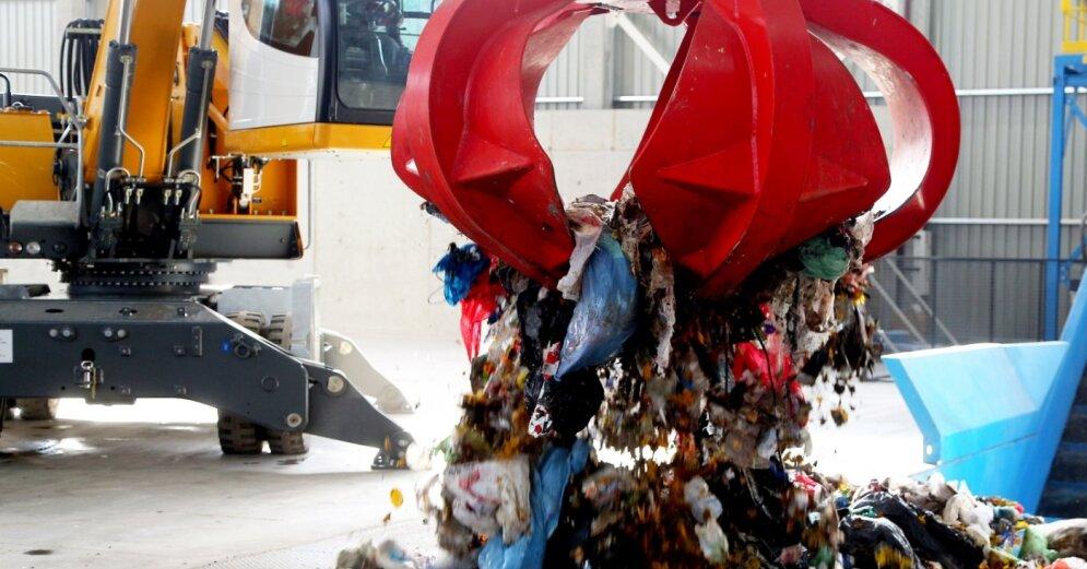 Рижская дума утвердила новые правила вывоза отходов в Риге