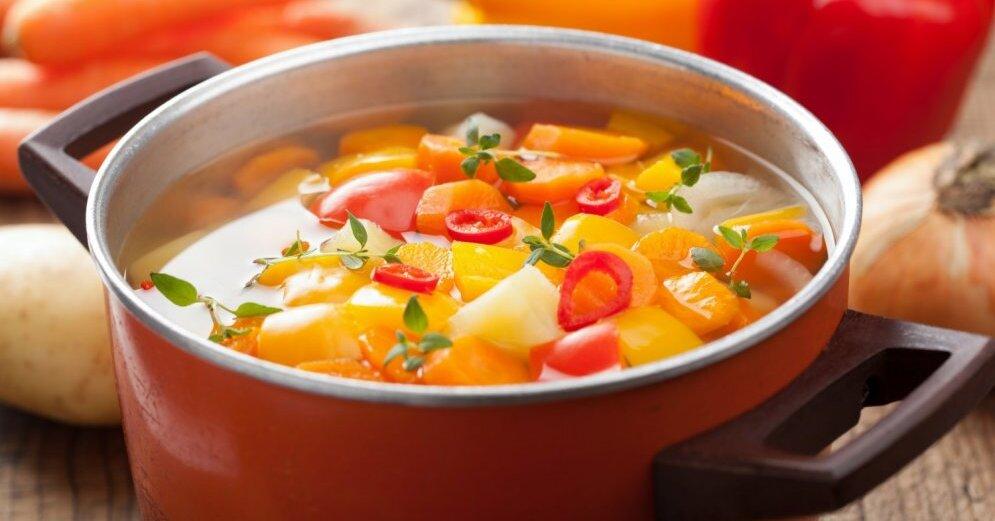 диета жиросжигающая на супе