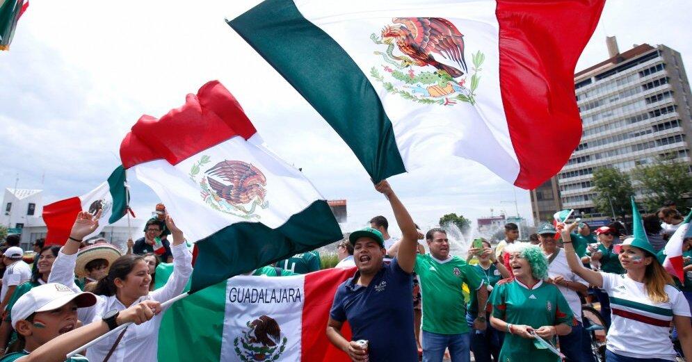 Футбольные фанаты спровоцировали землетрясение в Мексике