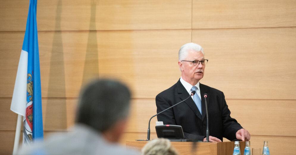 Ушаков и Америкс подтвердили готовность баллотироваться в депутаты Европарламента