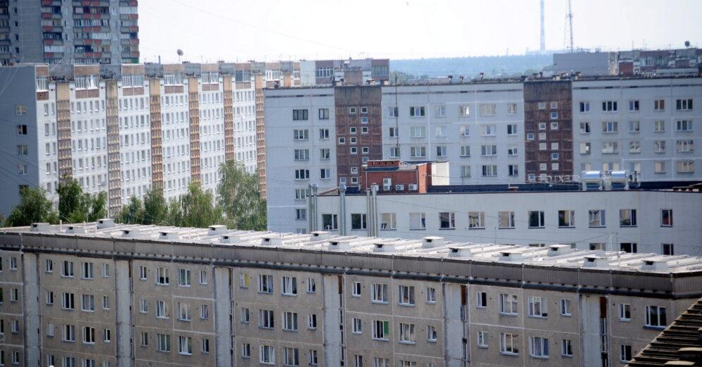 Дома 464-й серии в Латвии признаны безопасными