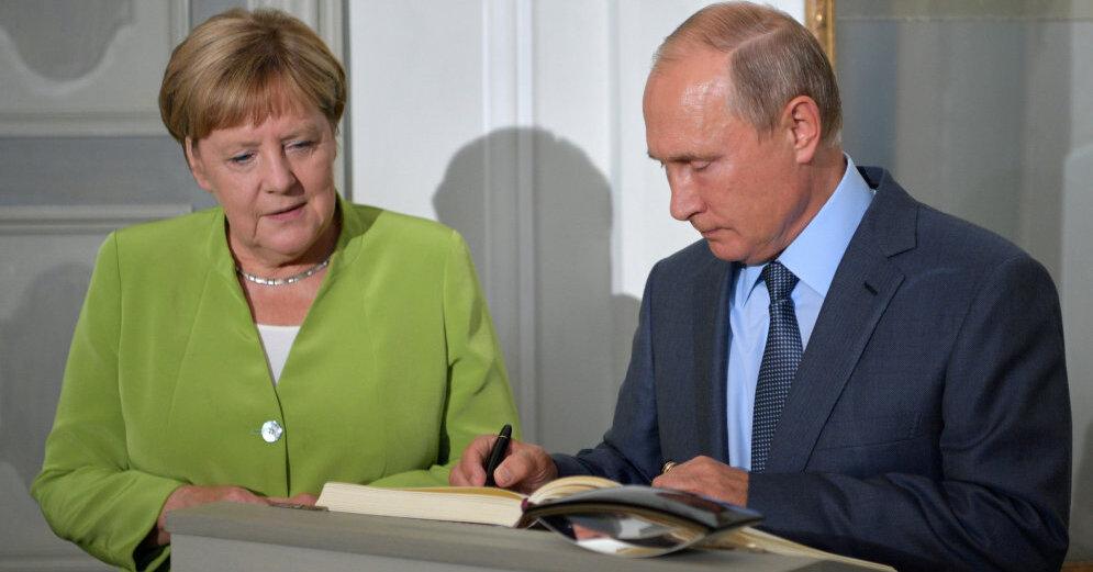 """Путин: Транзит газа через Украину должен быть """"экономическим во всех смыслах этого слова"""""""