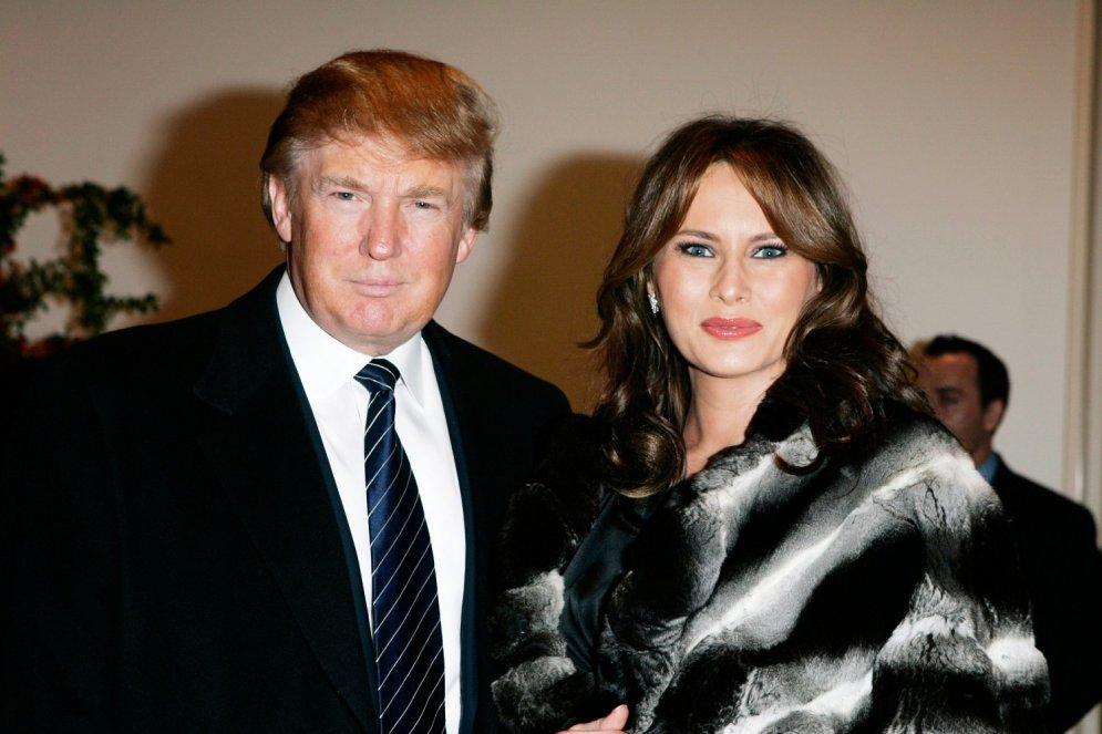 Sievietes aiz Donalda Trampa. Kas viņas ir?