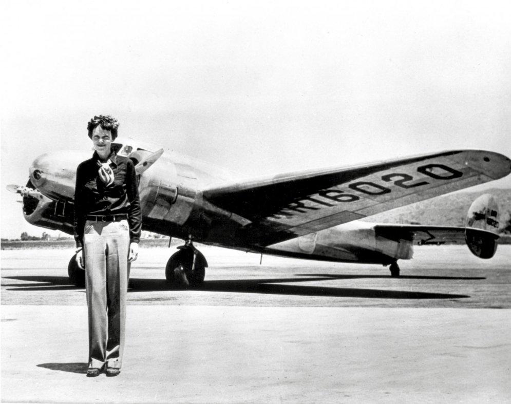 Desmit neatrisinātas un mistiskas lidmašīnu izčabēšanas zilā gaisā