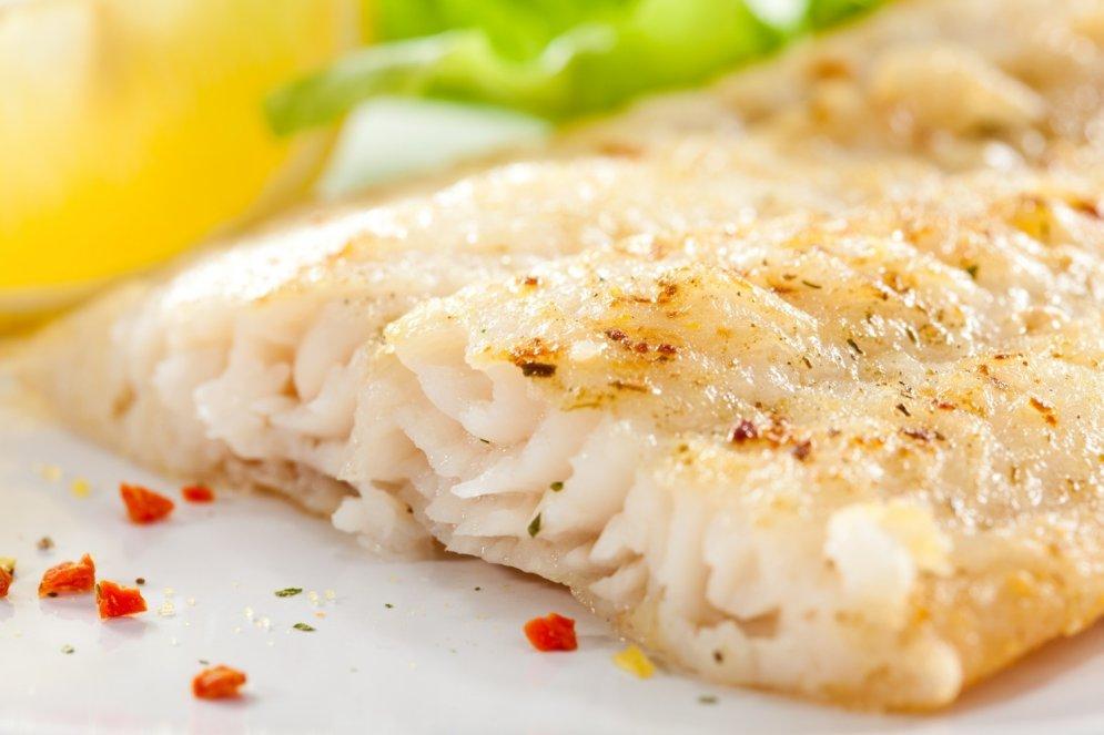 Baltās zivs fileja