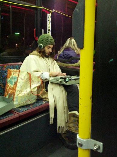Hipsteris vai ceļotājs laikā?