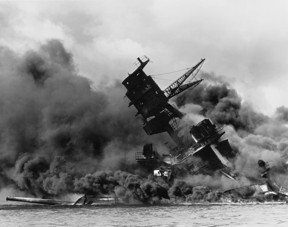 Атаке на Пёрл-Харбор 76 лет: 25 исторических ФОТО про то, как за день погибли 2400 человек