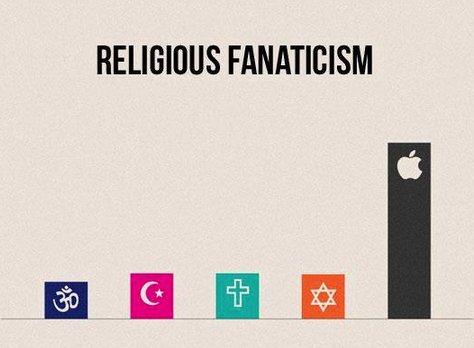 Fanātisms...
