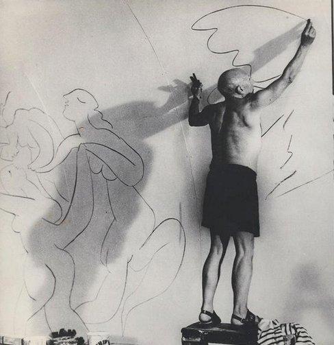 Pikaso sešdesmitajos