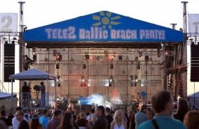 Baltic Beach Party