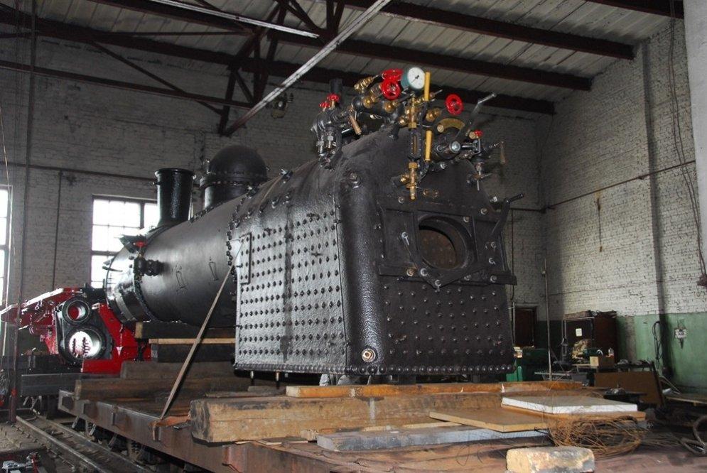 В Латвии оживили паровоз Гр-319 — хроника одной реставрации