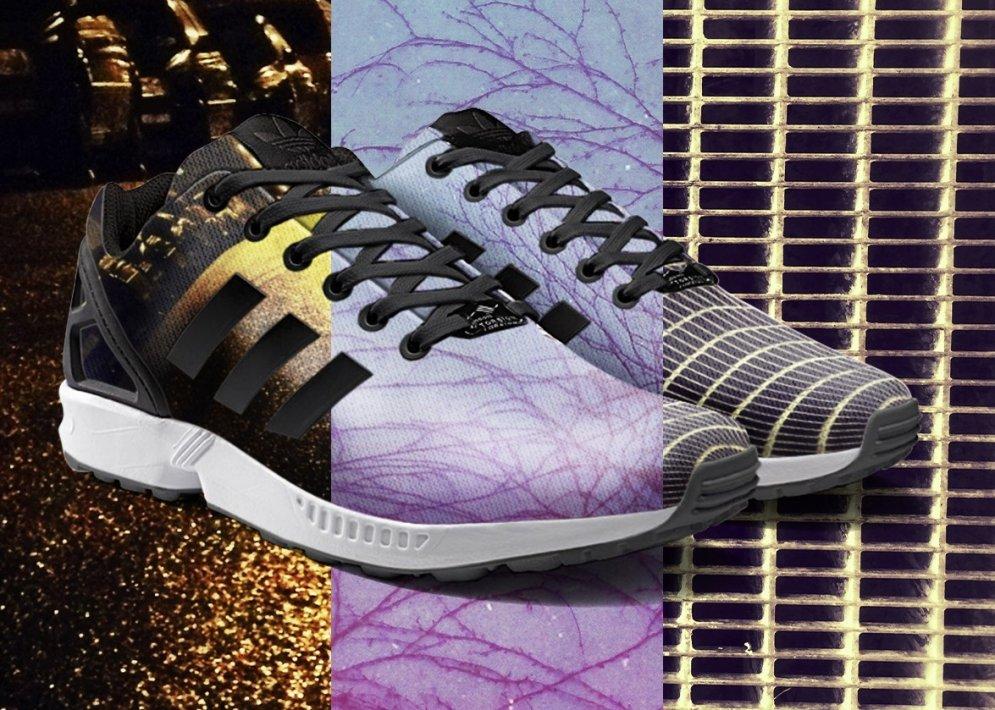 Свои кроссовки Adidas, своё фото