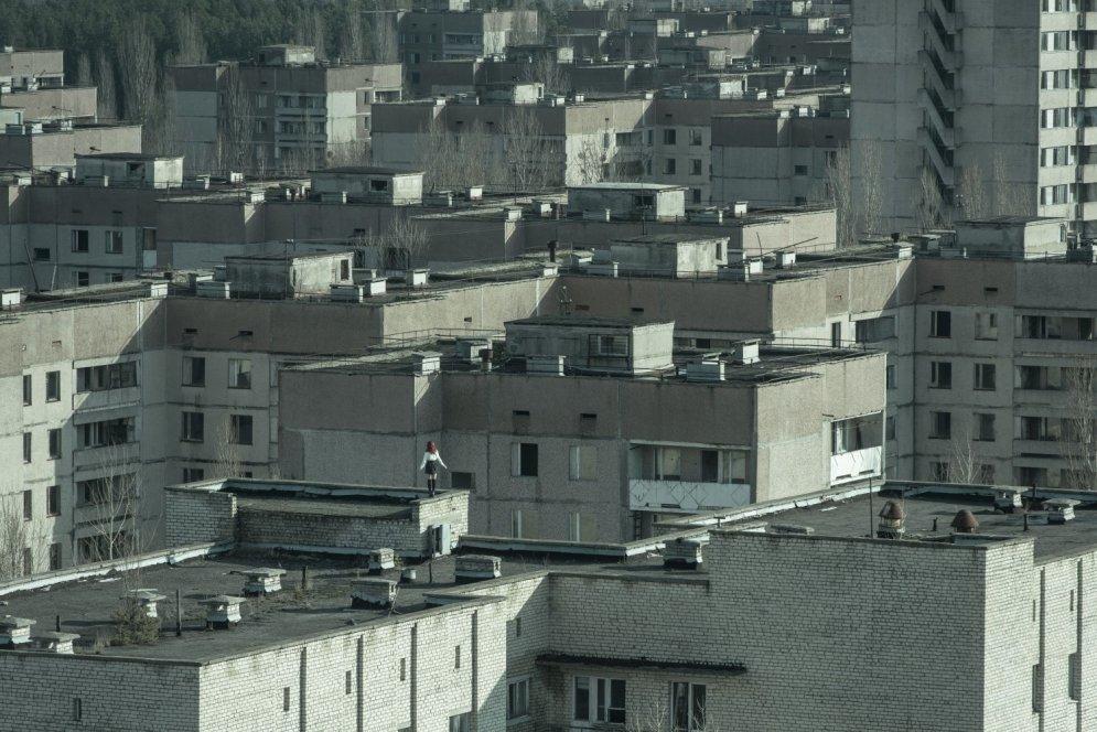 Iespaidīgi skati ar izmirušām un pamestām vietām Eiropā