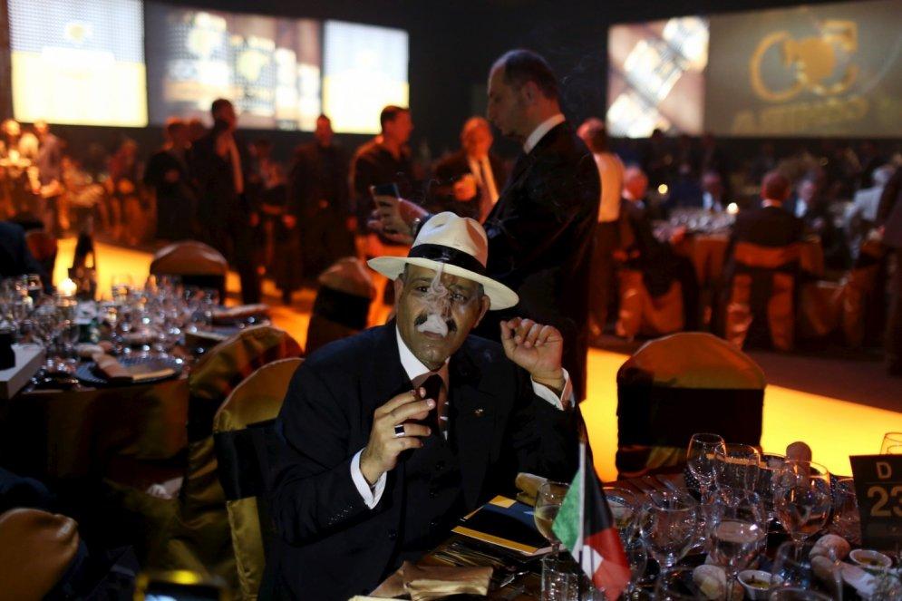Aizvadīts izsmalcināts Kubas cigāru baudīšanas festivāls