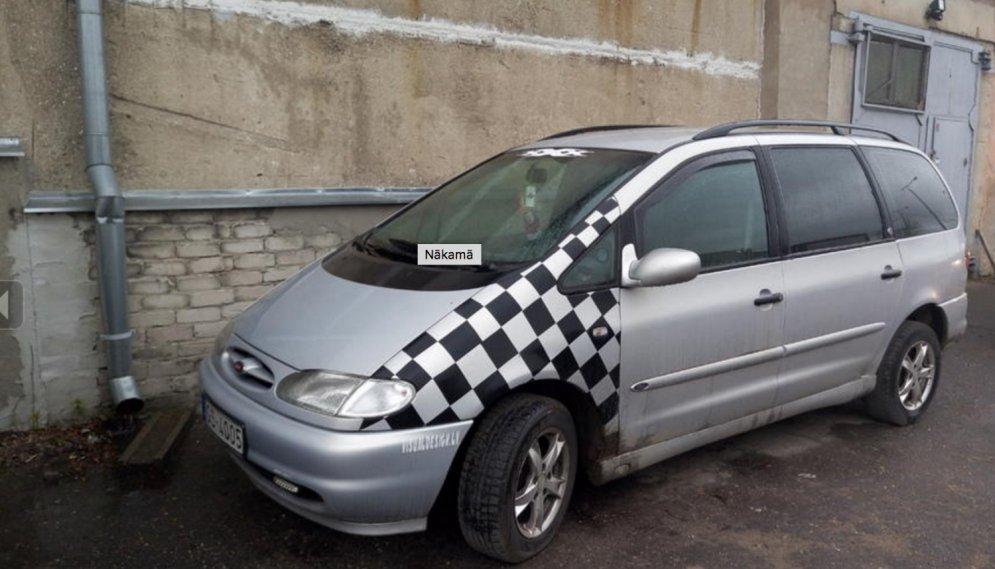 Septiņas automašīnas, ar kurām tagad filmēsies latviešu reperi