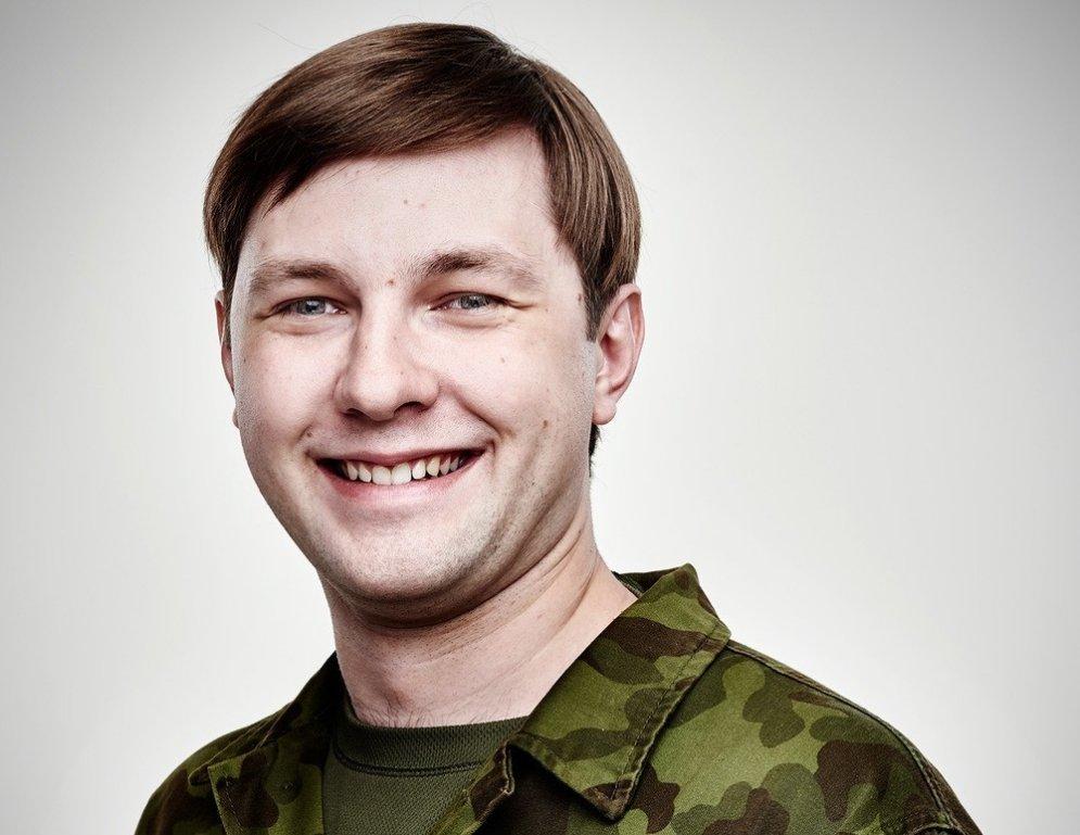 Igauņu karavīri parāda, ka nav tādi paši ņuņņas kā lietuvieši