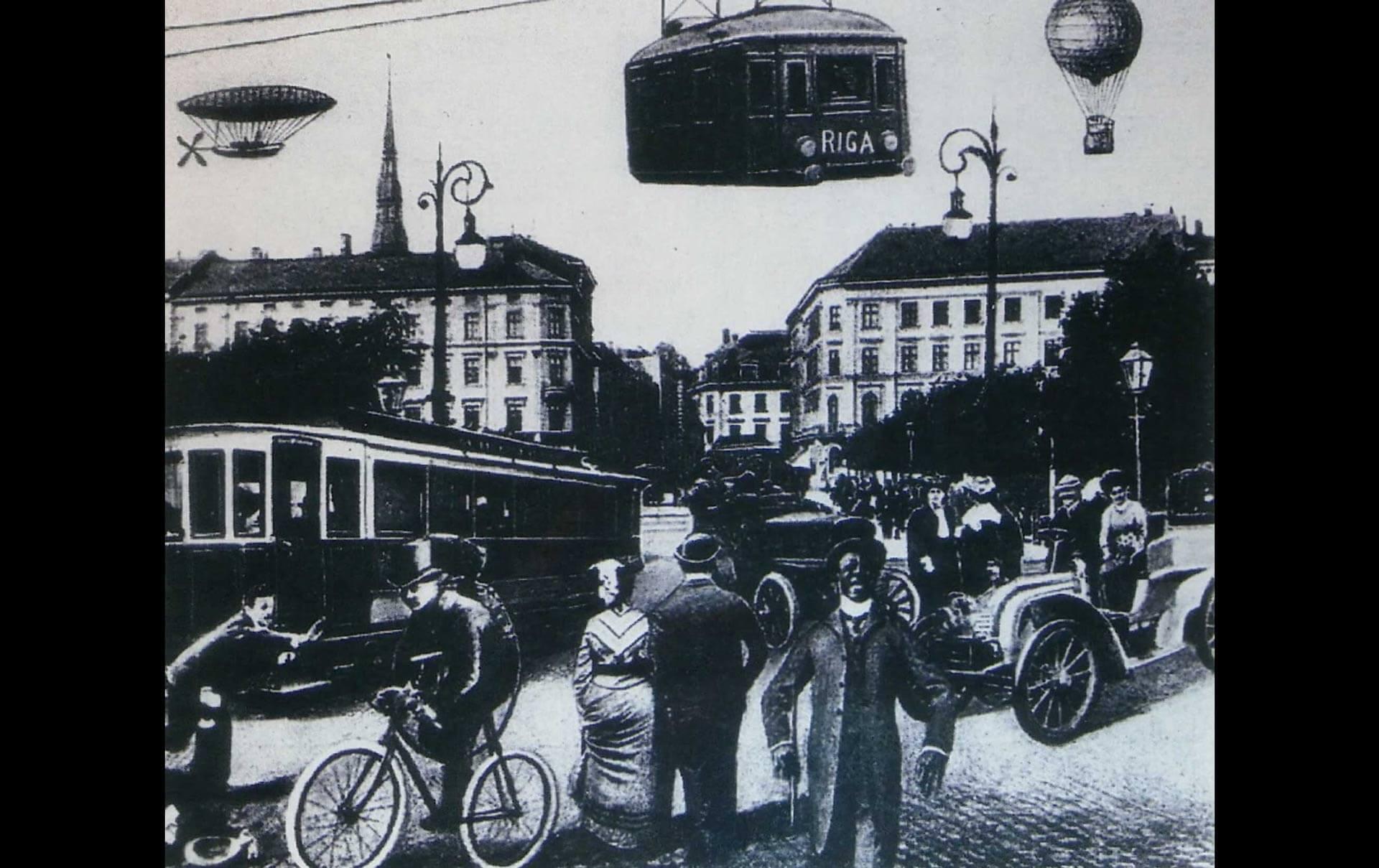 Rīgas nākotne
