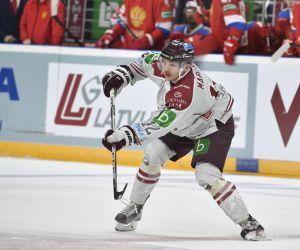 #12 Rihards Marenis
