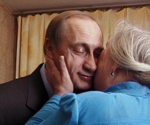 Putina liecinieki